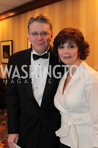 Charlee Givans, Hilary Fordrich. Washington Performing Arts Society Annual Gala and Auction at Marriott Wardman Park Hotel. Photo by Alfredo Flores. April 2, 2011