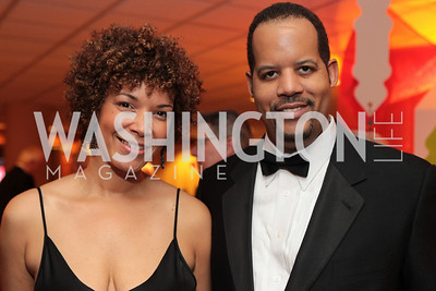 Traci Rigaud, Eric Rigaud. Washington Performing Arts Society Annual Gala and Auction at Marriott Wardman Park Hotel. Photo by Alfredo Flores. April 2, 2011