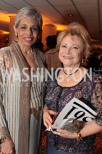 Alexine Jackson, Mary Mochary. Washington Performing Arts Society Annual Gala and Auction at Marriott Wardman Park Hotel. Photo by Alfredo Flores. April 2, 2011