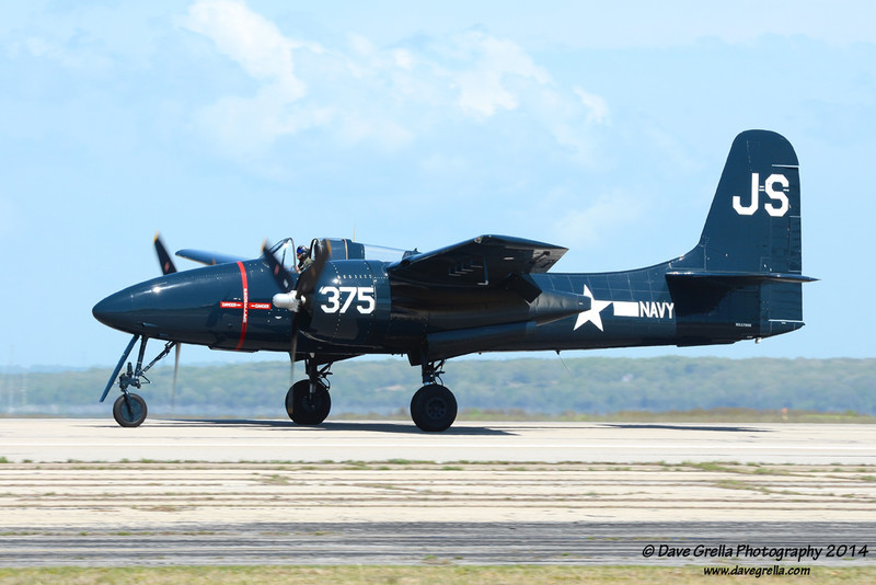 F7F Tigercat<br /> 2014 Rhode Island Airshow