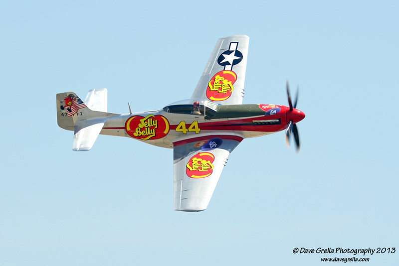 P-51D Sparky<br /> 2013 Planes of Fame Airshow