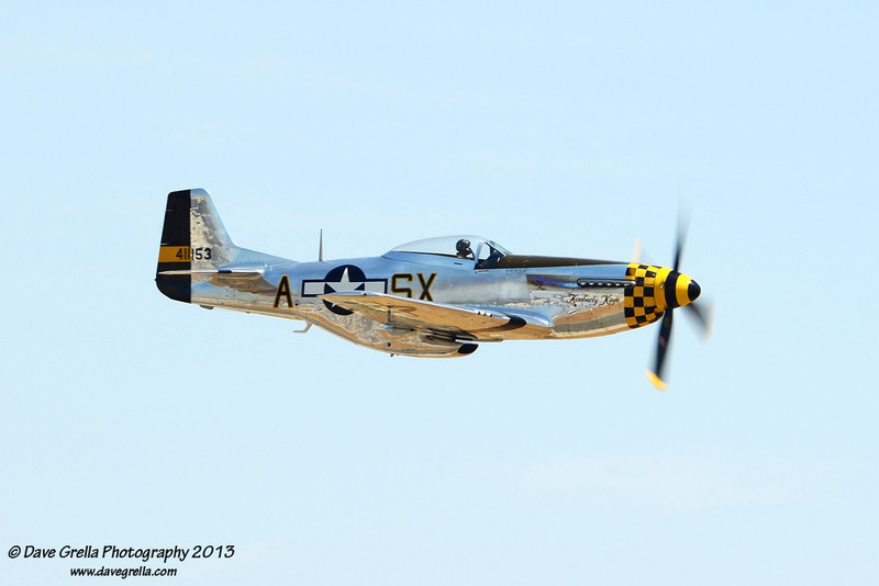 P-51D Kimberly Kaye<br /> 2013 Planes of Fame Airshow
