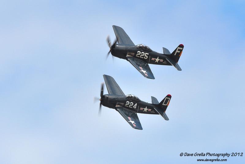 The Horsemen<br /> 2012 Rhode Island Airshow