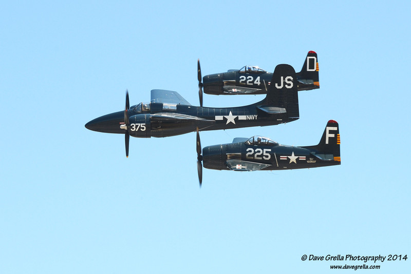 The Bremont Horsemen<br /> 2014 Rhode Island Airshow