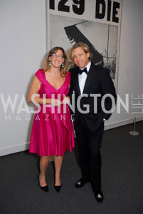 Melissa Winter,Michael Smith,Reception for Warhol at The National Gallery, October 5,2011,Kyle Samperton