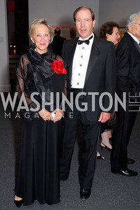 Jill Udall,Tom Udall,Reception for Warhol at The National Gallery, October 5,2011,Kyle Samperton