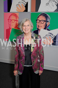 Irene Pollin.Reception for Warhol at The National Gallery, October 5,2011,Kyle Samperton