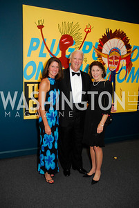 Chris Myers,Bruce Welihan,Alice Welihan,Reception for Warhol at The National Gallery, October 5,2011,Kyle Samperton