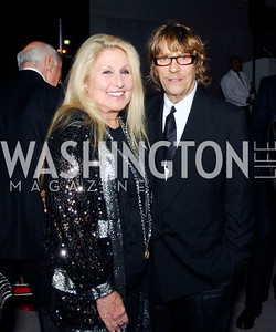 Jane Holzer,Christopher Makos,Reception for Warhol at The National Gallery, October 5,2011,Kyle Samperton