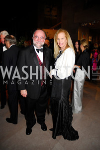 Frank Kelly.Karen Kelly,Reception for Warhol at The National Gallery, October 5,2011,Kyle Samperton