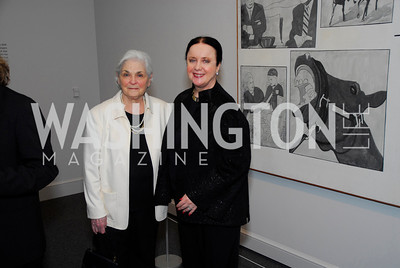 Irma Harition,Monica Greenberg,Reception for Warhol at The National Gallery, October 5,2011,Kyle Samperton
