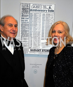 Gary Cohen,Jean Cohen,Reception for Warhol at The National Gallery, October 5,2011,Kyle Samperton