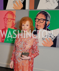 Buffy Cafritz,Reception for Warhol at The National Gallery, October 5,2011,Kyle Samperton