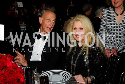 John Waters,Jane Holzer,Reception for Warhol at The National Gallery, October 5,2011,Kyle Samperton