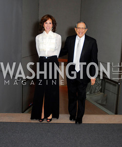 Beth Dozoretz,Ronald Dozoretz,Reception for Warhol at The National Gallery, October 5,2011,Kyle Samperton