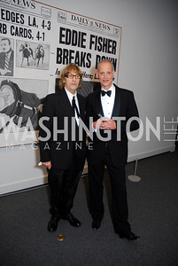 Christopher Makos,John Waters, ,Reception for Warhol at The National Gallery, October 5,2011,Kyle Samperton
