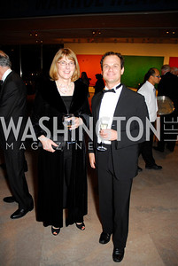 Sarah Greenhough,James Alfantis,Reception for Warhol at The National Gallery, October 5,2011,Kyle Samperton