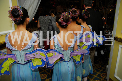 Washington Ballet's Nutcracker Tea ,December 11,2011,Kyle Samperton