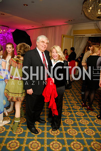 Peter Branch,Paula Carreiro,Washington Ballet's Nutcracker Tea ,December 11,2011,Kyle Samperton