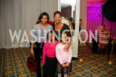 Mary Oates Walker,Stacie Turner,Washington Ballet's Nutcracker Tea ,December 11,2011,Kyle Samperton