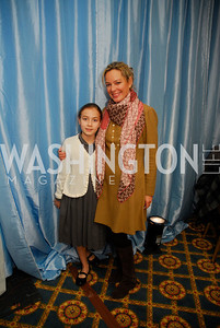 Angelique Ledoux,MariellaTraeger,Washington Ballet's Nutcracker Tea ,December 11,2011,Kyle Samperton
