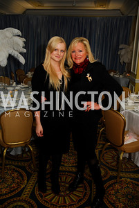 Hillary Sigmund,Deborah Sigmund,Washington Ballet's Nutcracker Tea ,December 11,2011,Kyle Samperton
