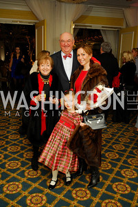 Irma Frank,Richard Frank,Pilar O'Leary,Paloma O'Leary,Washington Ballet's Nutcracker Tea ,December 11,2011,Kyle Samperton