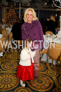 Caroline Boutte,Washington Ballet's Nutcracker Tea ,December 11,2011,Kyle Samperton