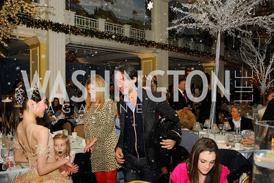 Septime Webre,Washington Ballet's Nutcracker Tea ,December 11,2011,Kyle Samperton