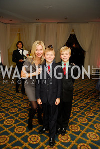 Sheri Kapelina,Alex Kapelina,Maxim Kapelina,Washington Ballet's Nutcracker Tea ,December 11,2011,Kyle Samperton