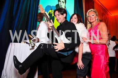 Septime Webre, Carole Feld, Deborah Sigmund. Photo by Tony Powell. Rock 'n' Roll Gala. Russian Federation. May 12, 2011