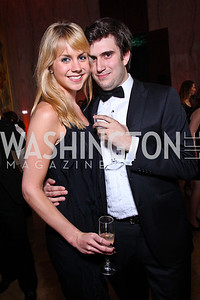 Laura Wilson, Joseph Coleman. Photo by Tony Powell. Rock 'n' Roll Gala. Russian Federation. May 12, 2011