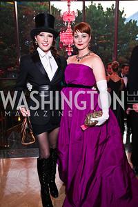 Morgann Rose, Beata Dobrocsi. Photo by Tony Powell. Rock 'n' Roll Gala. Russian Federation. May 12, 2011