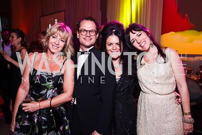 Juliana Porotsky, James Alefantis, Izette Folger, Nora Maccoby. Photo by Tony Powell. Rock 'n' Roll Gala. Russian Federation. May 12, 2011
