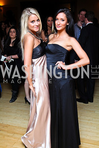 Mackenzee Owens, Autumn Russell. Photo by Tony Powell. WL WHC After Party. Grey Goose Mansion. April 30, 2011