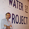 Before construction begins on a new restaurant in the heart of Georgetown, the Water Street Project is host to art installations and unique events.  The temporary arts and events space is a partnership between the owners of Cafe Bonaparte and Napoleon Bistro, and the arts+ events group,  No Kings Collective.  theWaterstproject.com Photo by Ben Droz