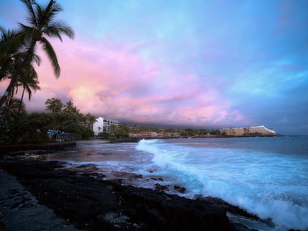 Sunset in Kona 2