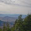 Mount Washington on the horizon.