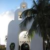 Nuestra Senora del Carmen Chapel<br /> Downtown Playa del Carmen