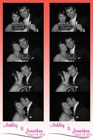 Ashley and Jon August 18, 2012