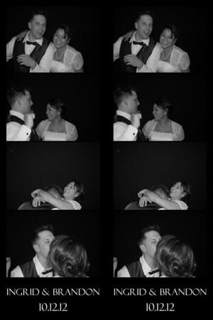 Ingrid and Brandon October 12, 2012
