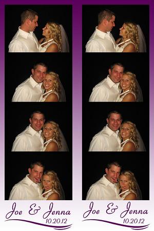 Joe and Jenna October 20, 2012