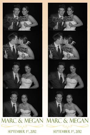 Megan and Marc September 1, 2012