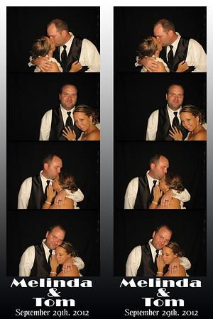 Melinda and Tom September 29, 2012