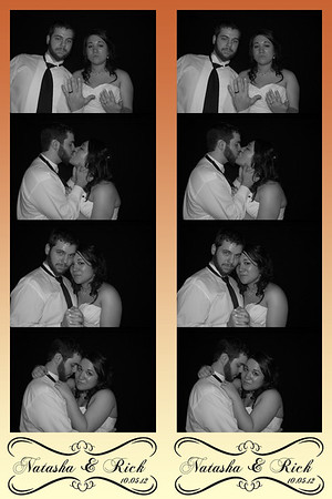Natasha and Rick October 5, 2012