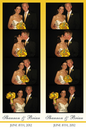 Shannon and Brian June 8, 2012