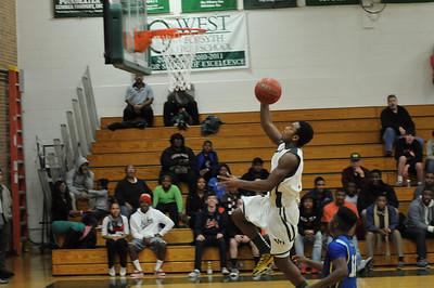 West Basketball 2012