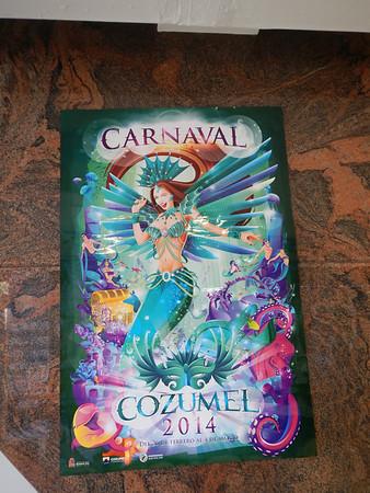 Day 3, Cozumel, Mexico 2-11-2014