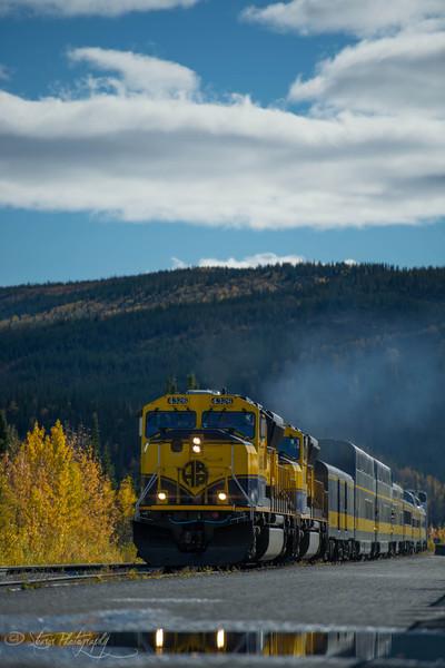 Alaska Railway - Denali Depot, AK