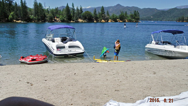 Whiskeytown boating June 21, 2015 new
